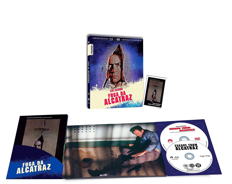 FUGA DA ALCATRAZ (BLU-RAY+DVD)