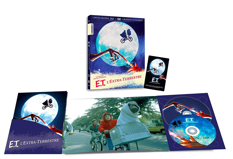 E.T. L' EXTRA-TERRESTRE (BLU-RAY+DVD)