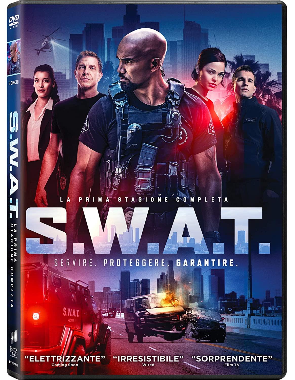 COF.S.W.A.T. - STAGIONE 01 (6 DVD) (DVD)