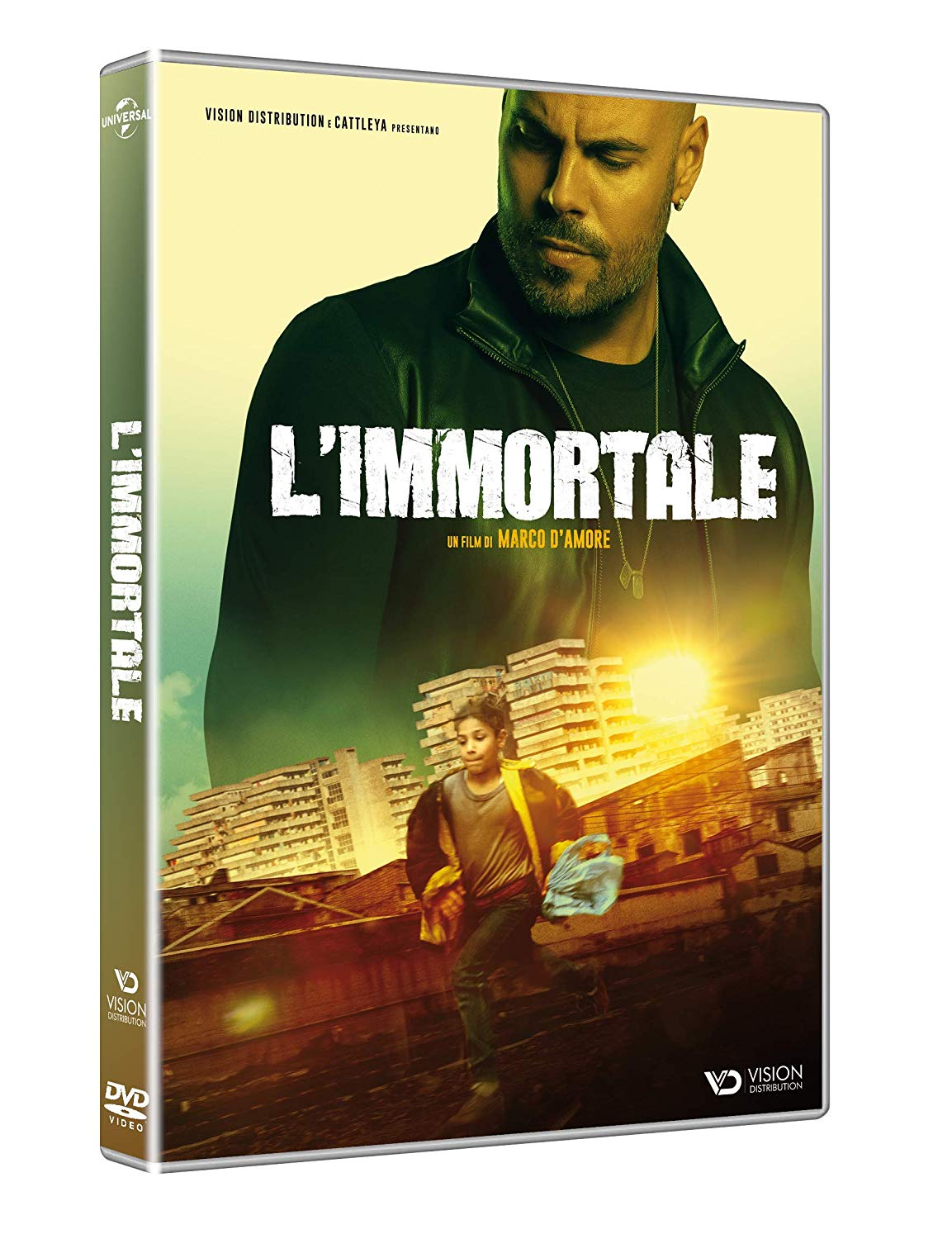 L'IMMORTALE (DVD)