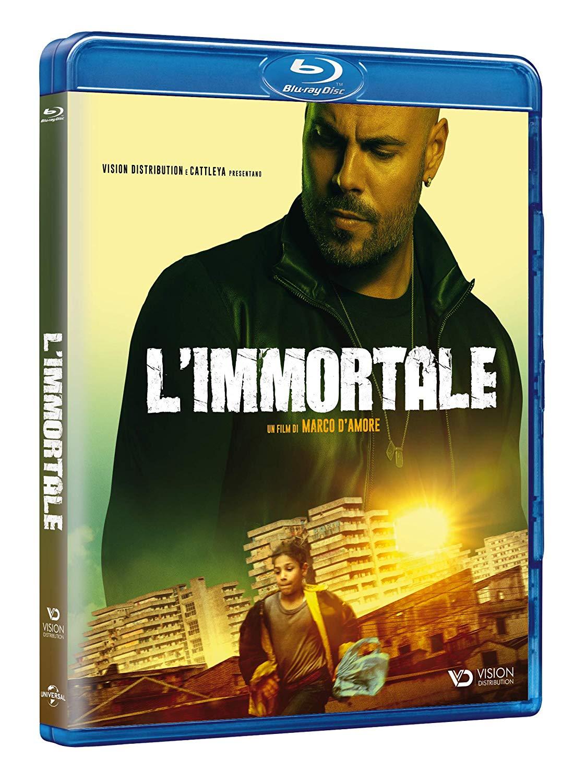 L'IMMORTALE - BLU RAY