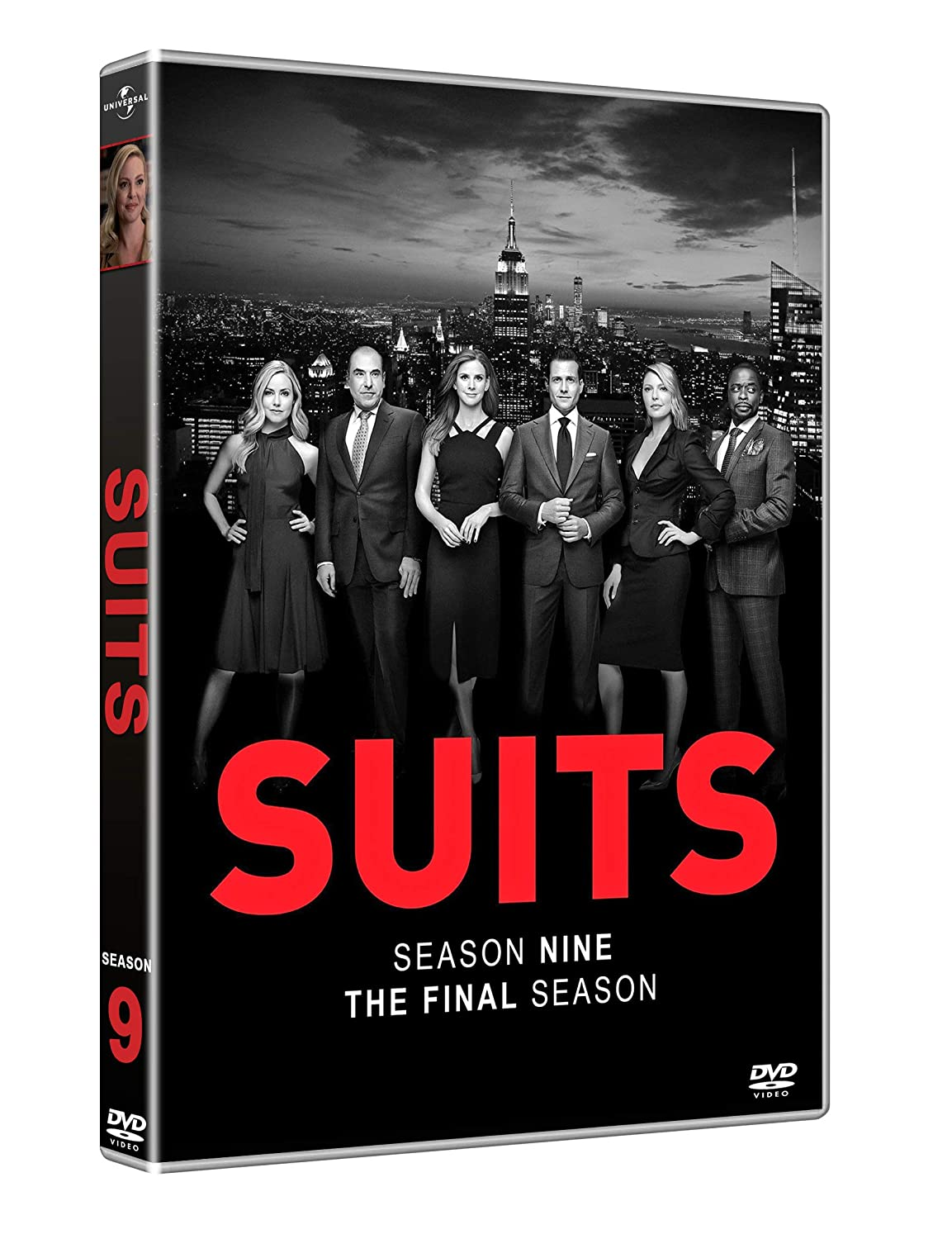 COF.SUITS - STAGIONE 09 (3 DVD) (DVD)