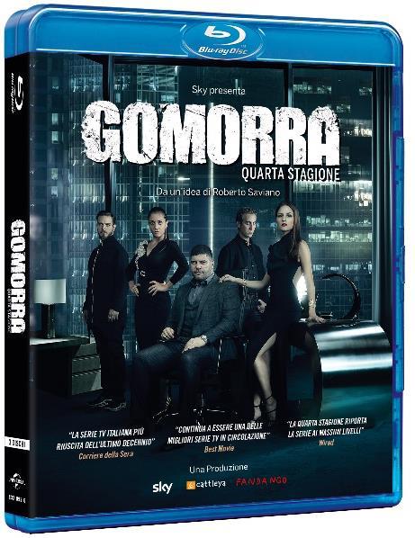 COF.GOMORRA - STAGIONE 04 (3 BLU-RAY)