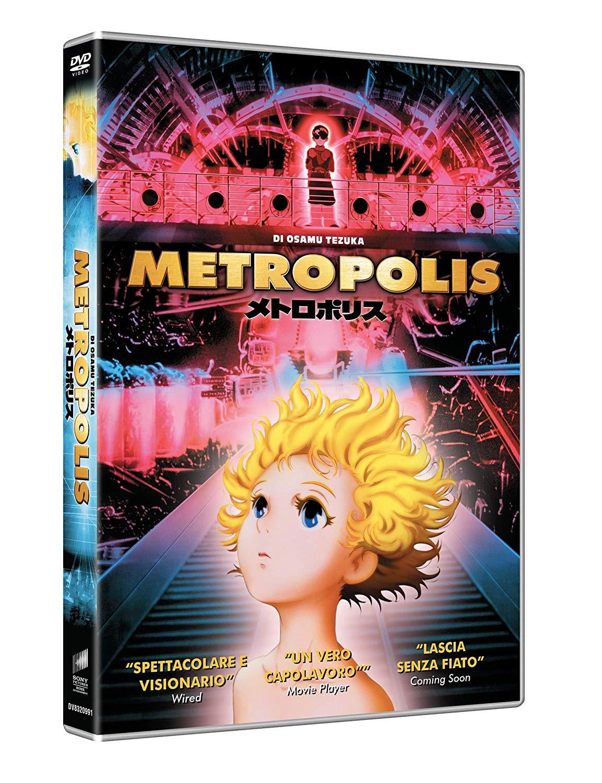 METROPOLIS C.A. (DVD)