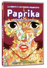 PAPRIKA - SOGNANDO UN SOGNO (DVD)