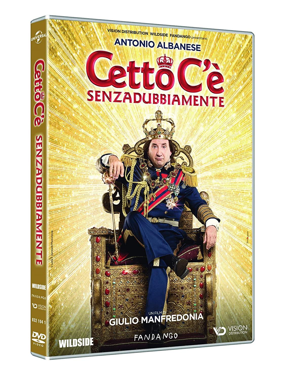 CETTO C'E' SENZADUBBIAMENTE (DVD)