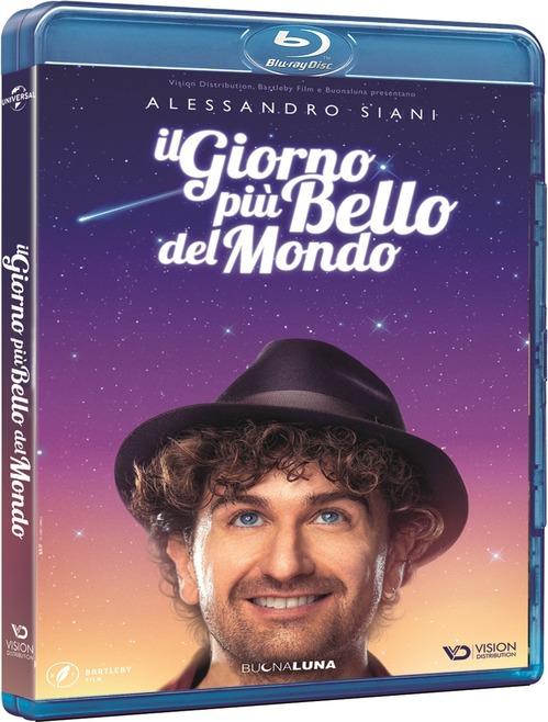 IL GIORNO PIU' BELLO DEL MONDO - BLU RAY
