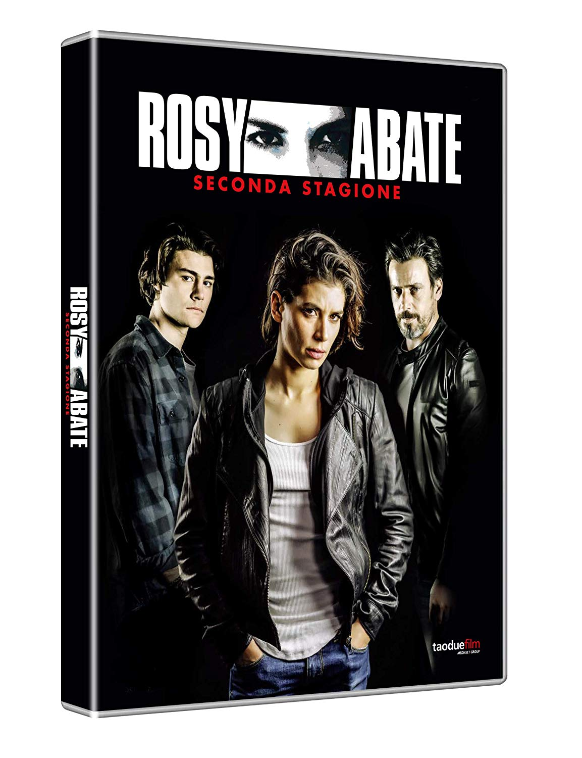 COF.ROSY ABATE - STAGIONE 02 (3 DVD) (DVD)