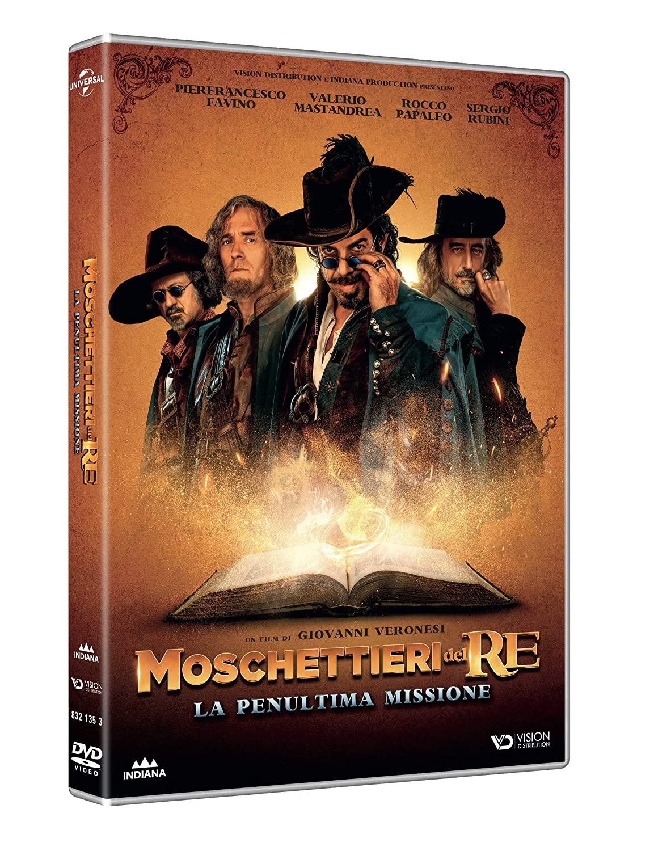 MOSCHETTIERI DEL RE - LA PENULTIMA MISSIONE (DVD)