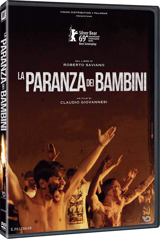 LA PARANZA DEI BAMBINI (DVD)