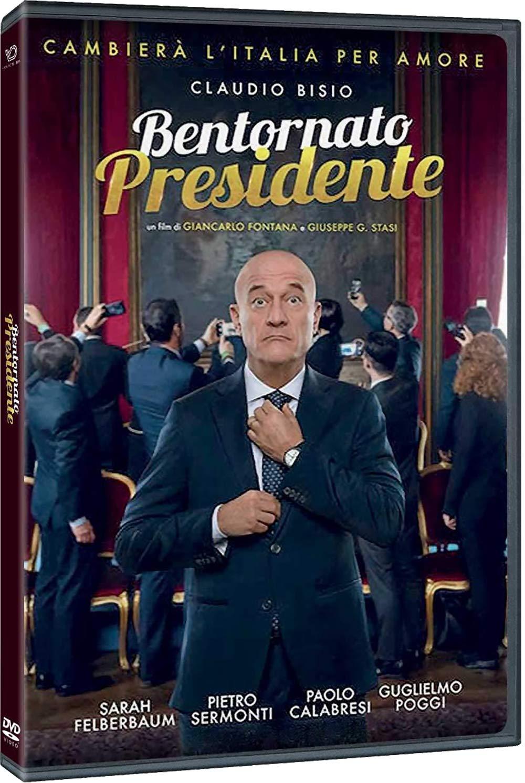 BENTORNATO PRESIDENTE (DVD)