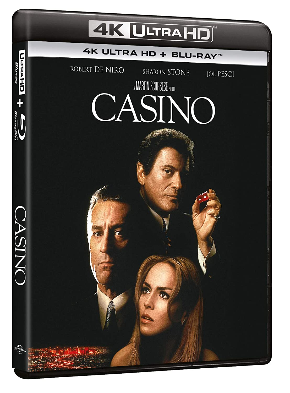 CASINO (4K UHD+BLU-RAY)