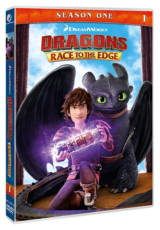 DRAGON TRAINER - OLTRE I CONFINI DI BERK - STAGIONE 01 (2 DVD) (
