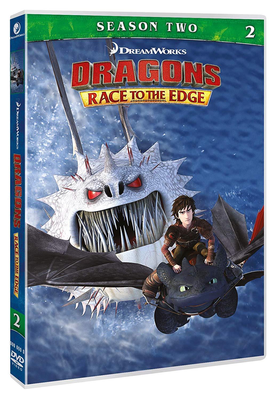 DRAGON TRAINER - OLTRE I CONFINI DI BERK - STAGIONE 02 (2 DVD) (