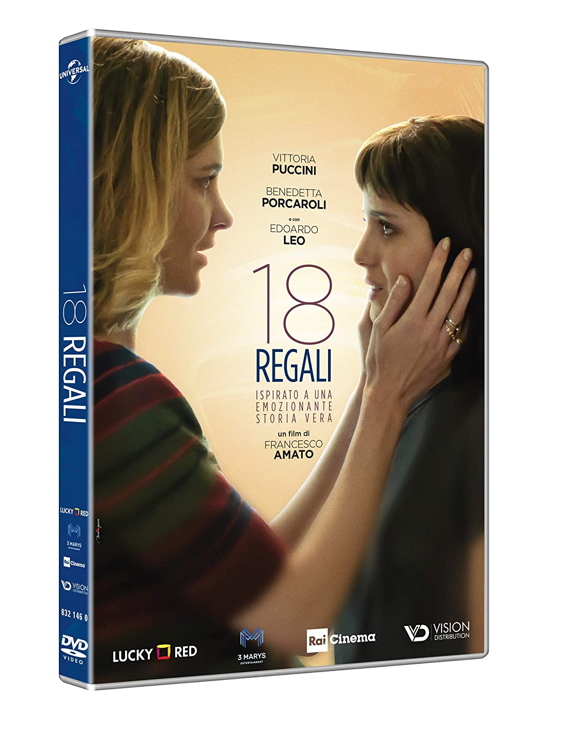 18 REGALI (DVD)