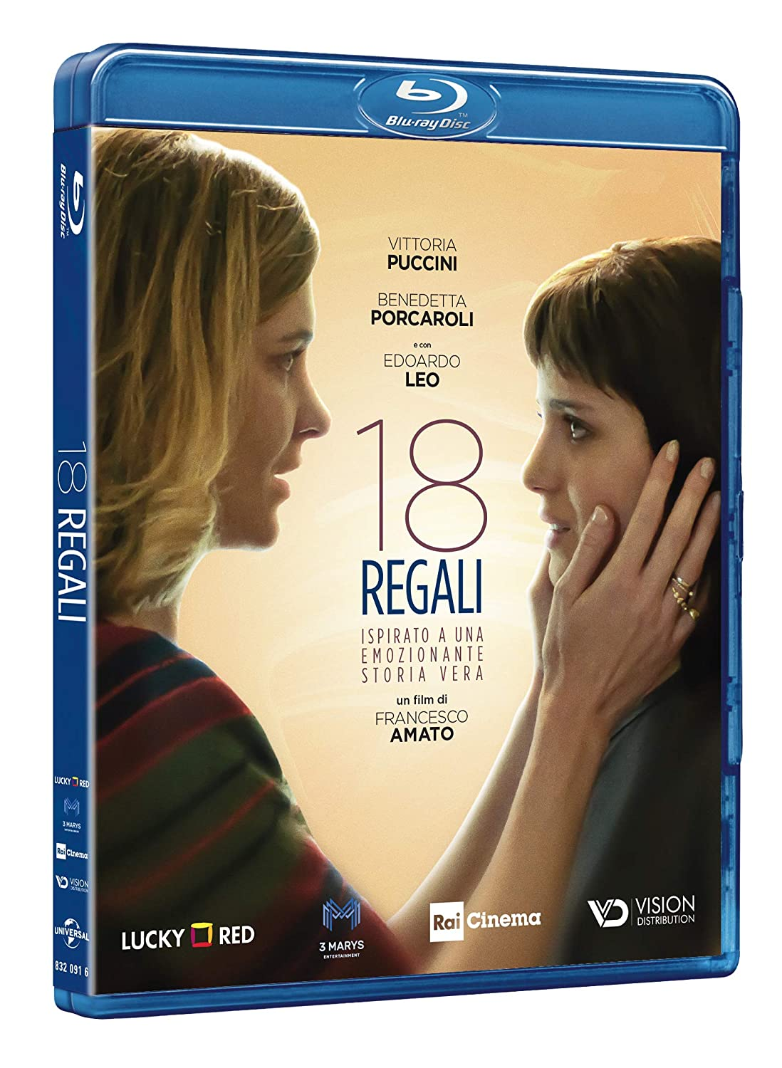 18 REGALI ( BLU RAY)