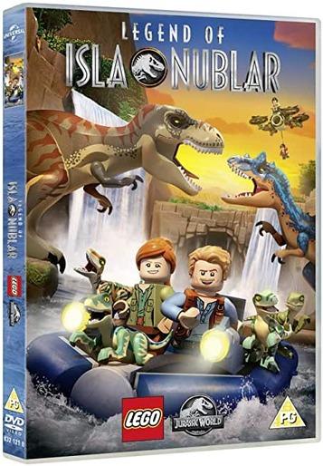 LEGO JURASSIC WORLD - LA LEGGENDA DI ISLA NUBLAR (DVD)