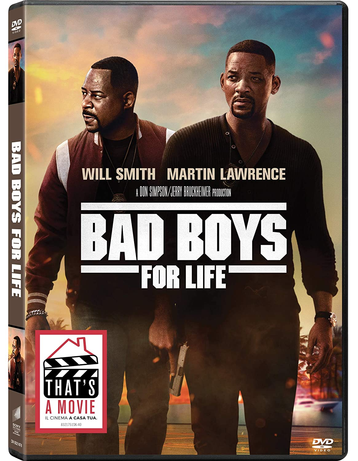 BAD BOYS FOR LIFE (DVD)