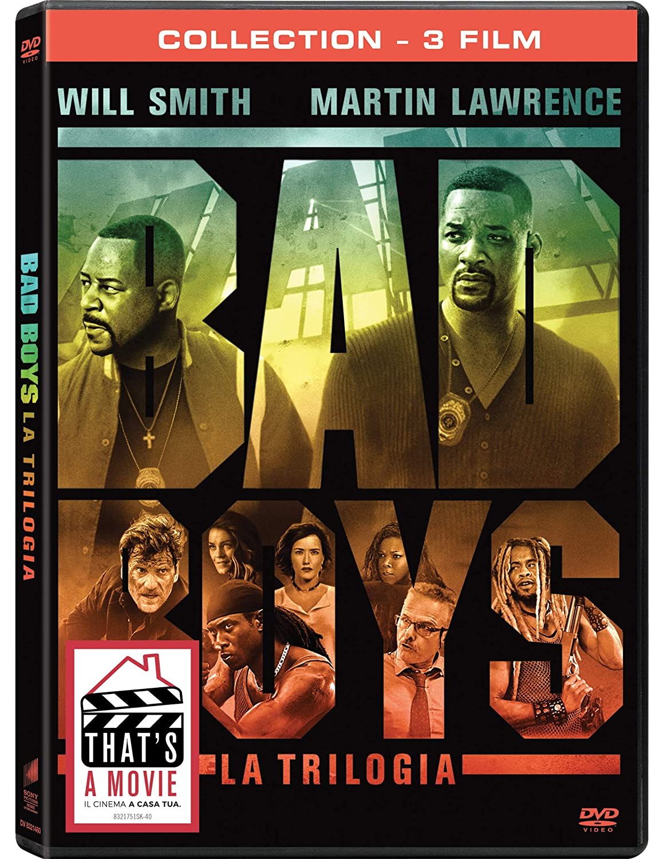 COF.BAD BOYS COLLECTION (3 DVD) (DVD)
