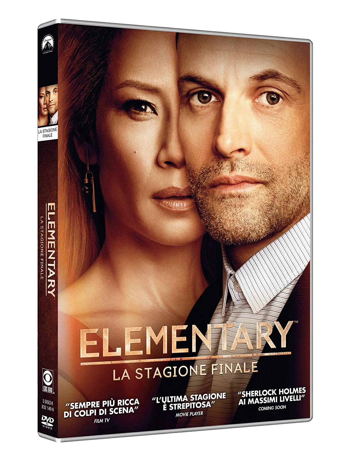 COF.THE ELEMENTARY - STAGIONE 07 (3 DVD) (DVD)