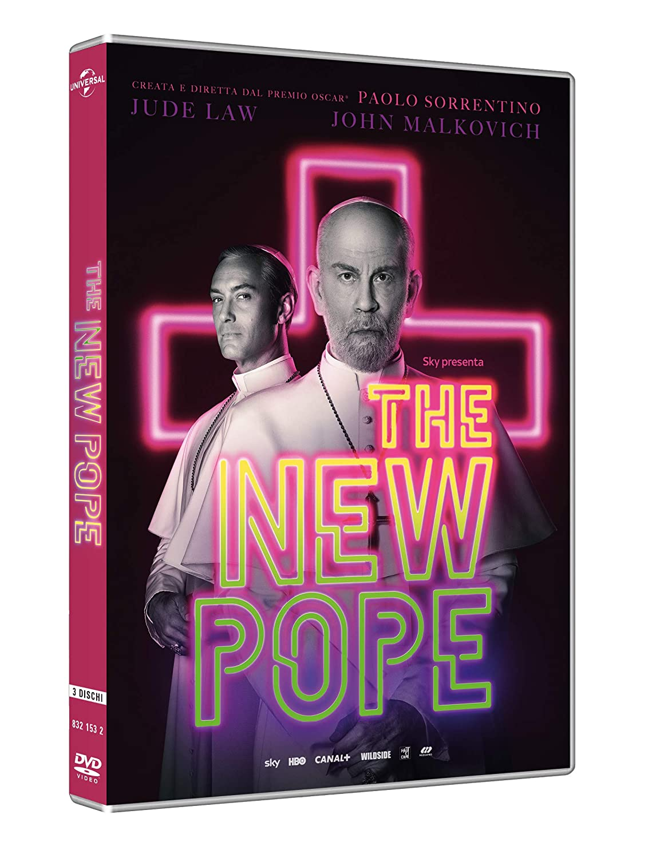 COF.THE NEW POPE (3 DVD) (DVD)