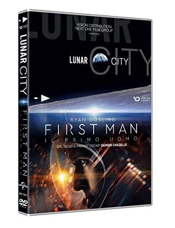 COF.FIRST MAN/LUNAR CITY COLLECTION (DVD)