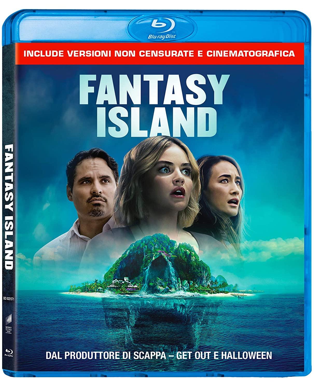 FANTASY ISLAND - BLU RAY