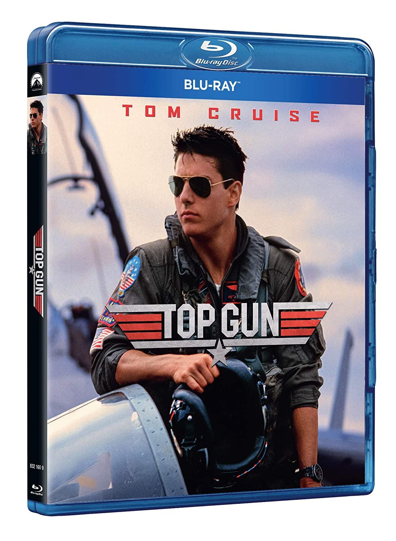 TOP GUN (REMASTERED) - BLU RAY