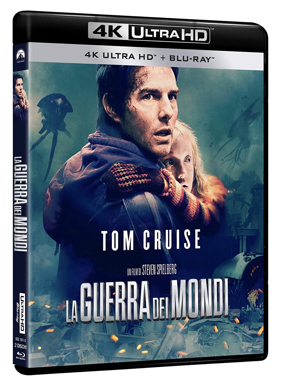 LA GUERRA DEI MONDI (BLU-RAY 4K ULTRA HD+BLU-RAY)