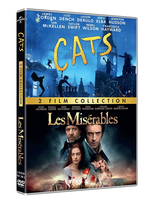 COF.CATS (2019) / LES MISERABLES (2 DVD) (DVD)