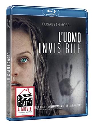L'UOMO INVISIBILE - BLU RAY