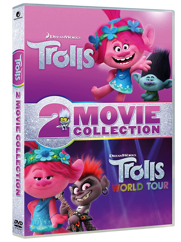 COF.TROLLS / TROLLS WORLD TOUR (2 DVD) (DVD)