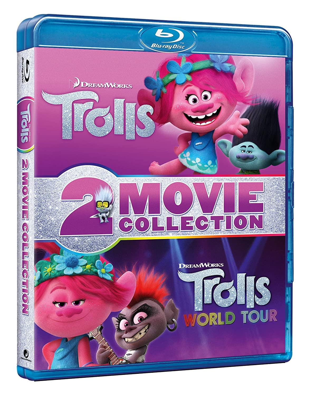 COF.TROLLS / TROLLS WORLD TOUR (2 BLU-RAY)