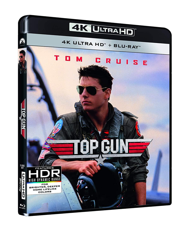 TOP GUN (BLU-RAY 4K ULTRA HD+BLU-RAY)