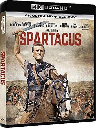 SPARTACUS (4K UHD+BLU-RAY)