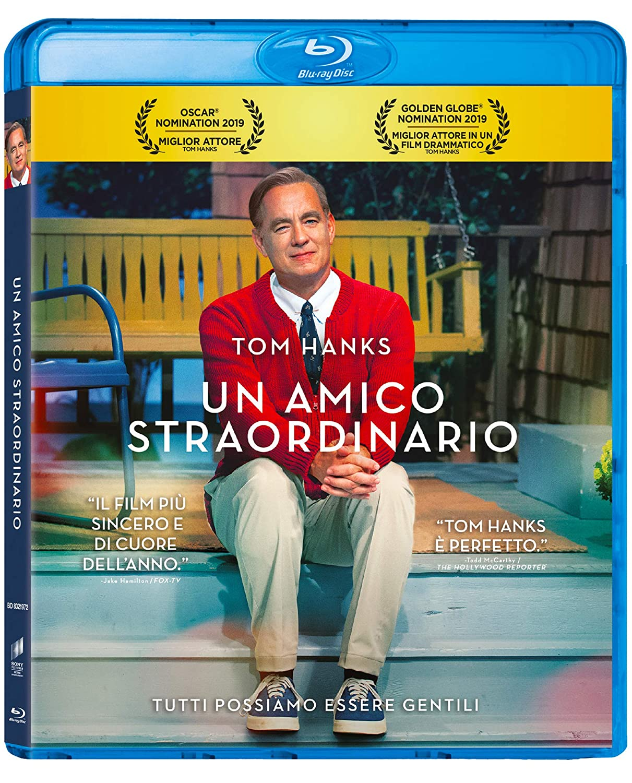 UN AMICO STRAORDINARIO - BLU RAY