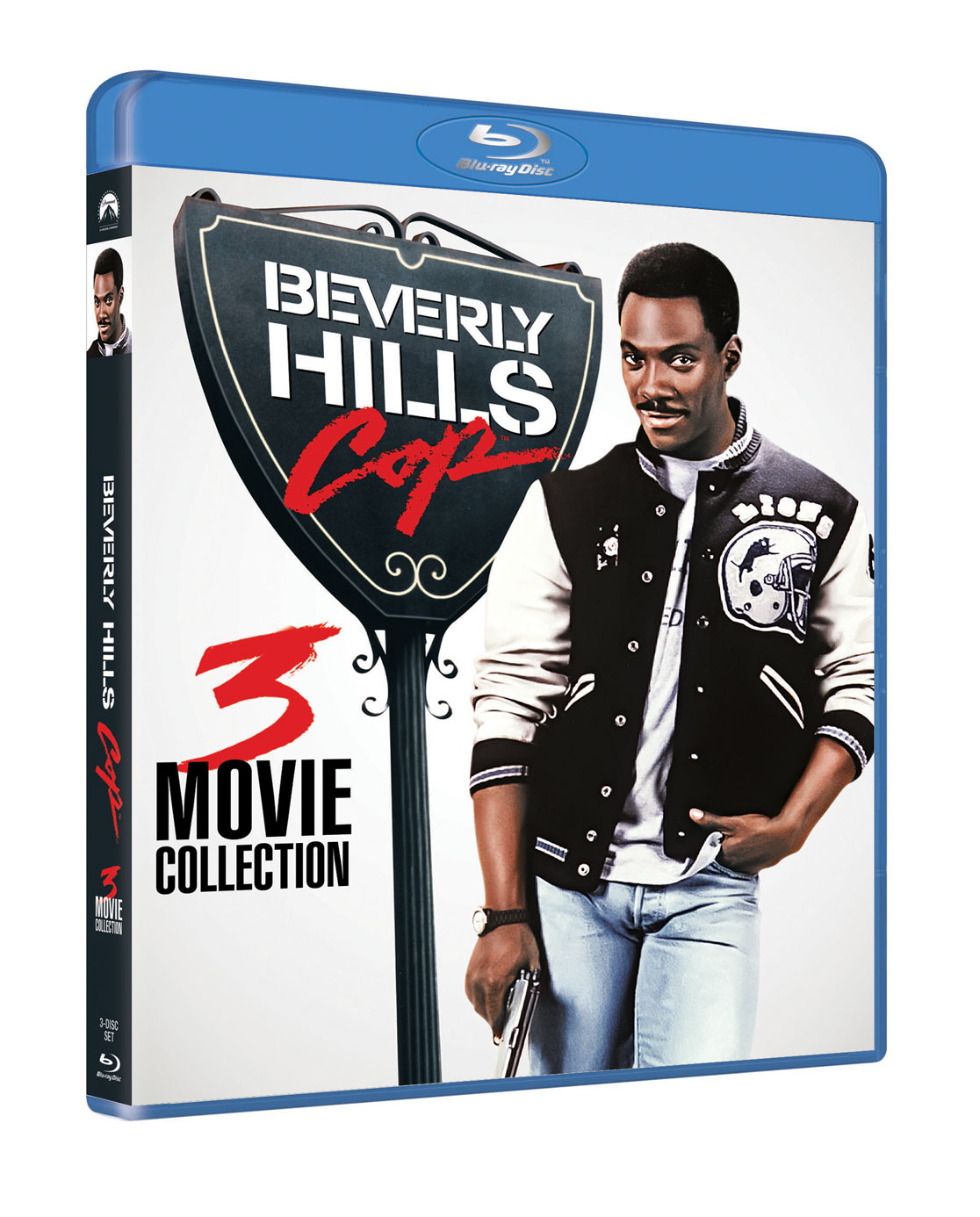 COF.BEVERLY HILLS COP COLLECTION (REMASTERED) - BLU RAY