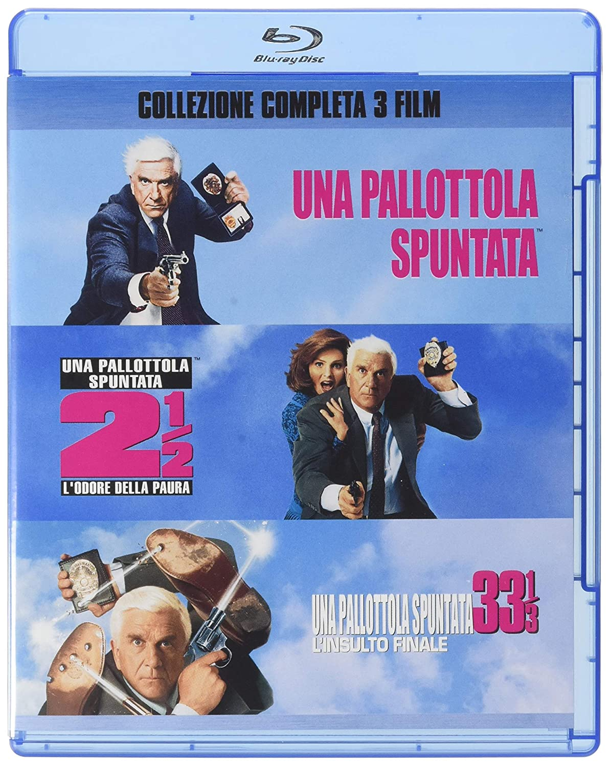 COF.UNA PALLOTTOLA SPUNTATA COLLECTION - BLU RAY