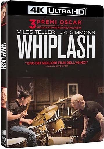 WHIPLASH (4K UHD+BLU-RAY)