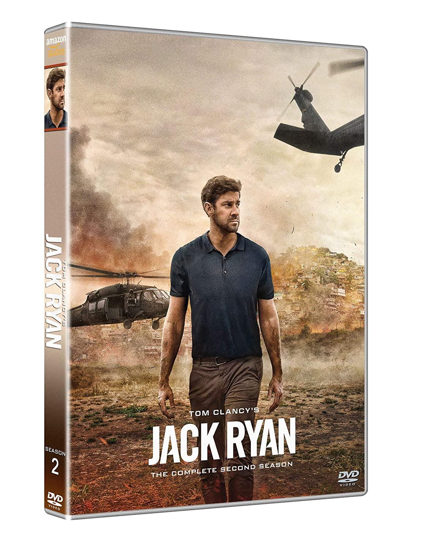 COF.JACK RYAN - STAGIONE 02 (3 DVD) (DVD)