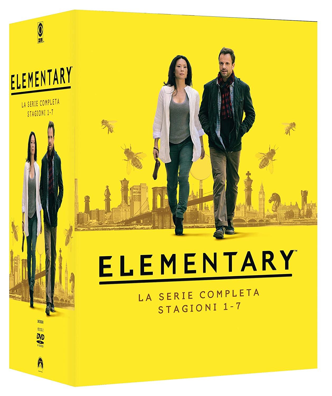 COF.ELEMENTARY - COLLEZIONE COMPLETA STAGIONE 01-07 (39 DVD) (DV