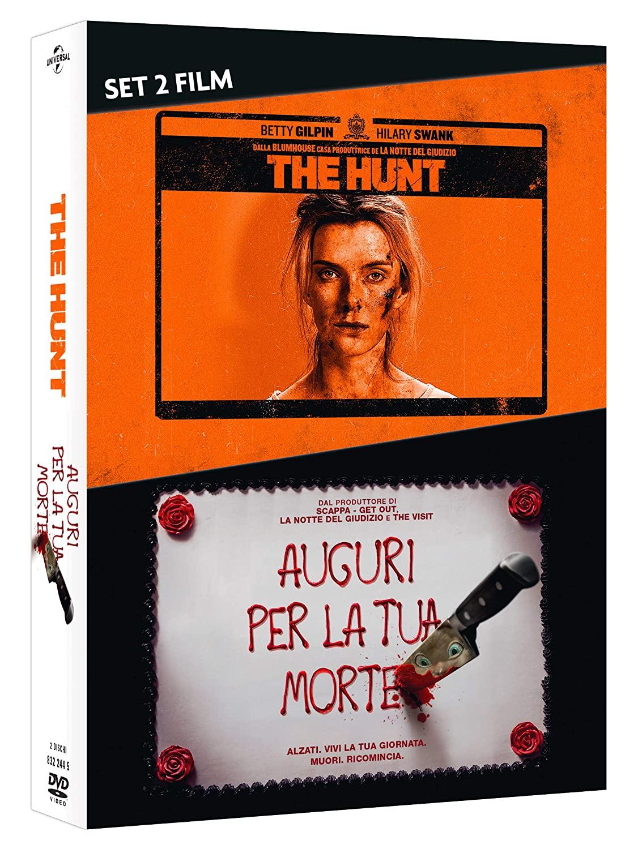 COF.THE HUNT / AUGURI PER LA TUA MORTE (2 DVD) (DVD)