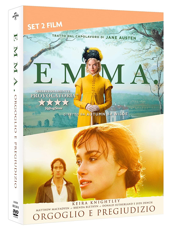 COF.EMMA - 2020 / ORGOGLIO E PREGIUDIZIO (2 DVD) (DVD)
