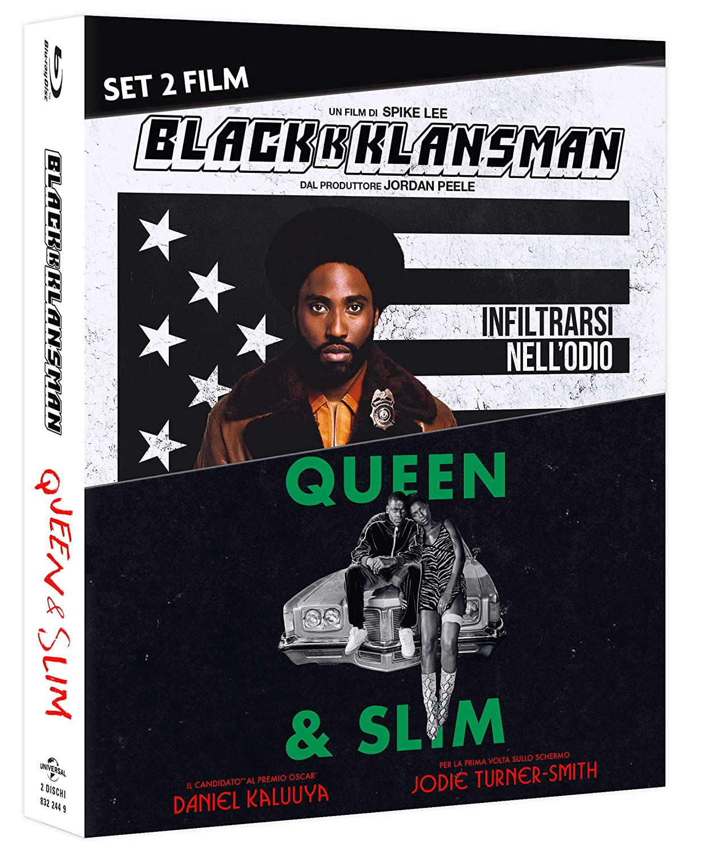 COF.BLACKKKLANSMAN / QUEEN & SLIM (2 BLU-RAY)