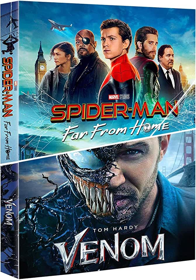 COF.VENOM / SPIDER-MAN: FAR FROM HOME (2 DVD) (DVD)