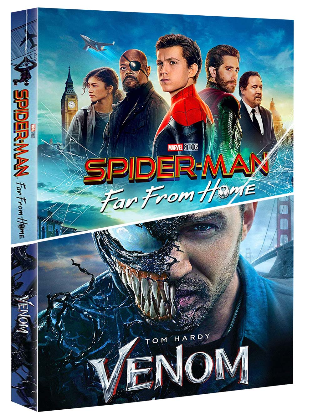COF.VENOM / SPIDER-MAN: FAR FROM HOME (2 BLU-RAY)
