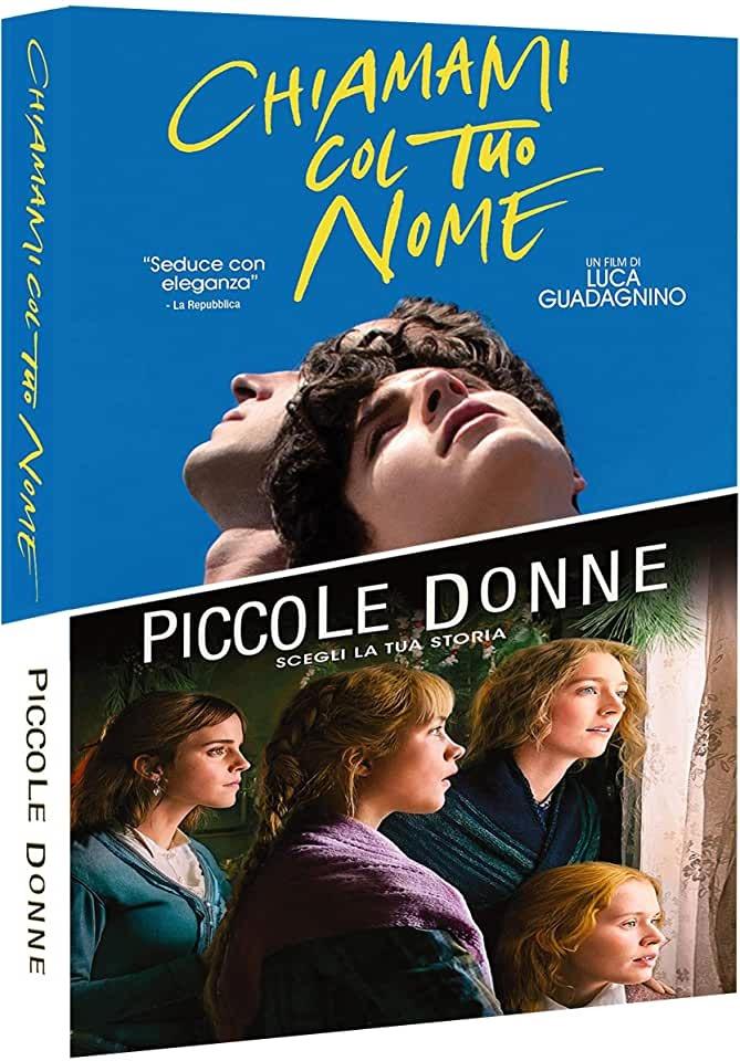 COF.PICCOLE DONNE / CHIAMAMI CON IL TUO NOME (2 DVD) (DVD)