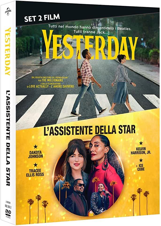 COF.L'ASSISTENTE DELLA STAR / YESTERDAY (2 DVD) (DVD)