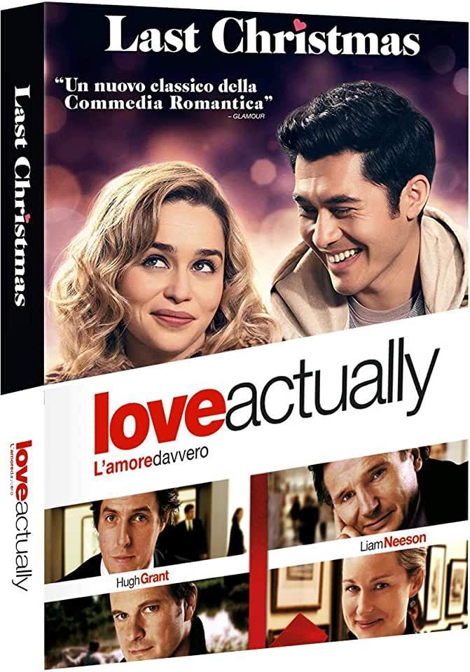 COF.LAST CHRISTMAS / LOVE ACTUALLY (2 DVD) (DVD)