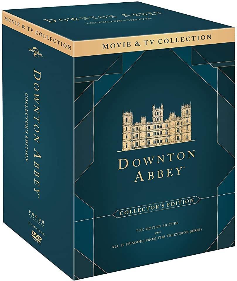 COF.DOWNTON ABBEY - COLLEZIONE COMPLETA STAGIONI 1-6 + FILM (25